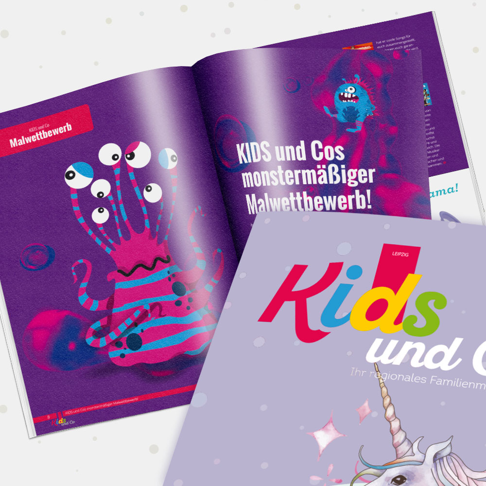 KIDS und Co - offline mit Kallinich Media